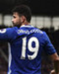 Bookies believe Diego Costa is going nowhere and will be at Chelsea next season