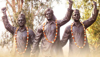 Rich tributes paid  to observe martyrdom day in Punjab