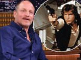 Woody Harrelson spills on his character for Han Solo