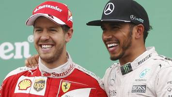 Ferrari are title favourites - Hamilton