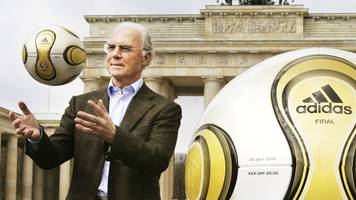 beckenbauer questioned by prosecutors over 2006 world cup bid