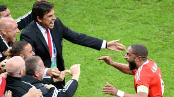 wales manager chris coleman is 'desperate' to reach world cup in russia