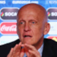 Collina wants more protection for refs