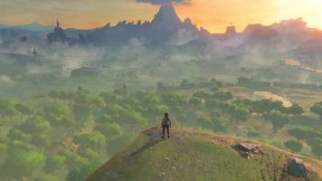 The Legend of Zelda: Breath of the Wild Looks Good Running on PC