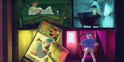 """Watch Gorillaz's Video for New Song """"Saturnz Barz"""" With Popcaan"""