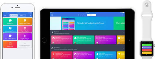 Apple acquires automation app Workflow and makes it free