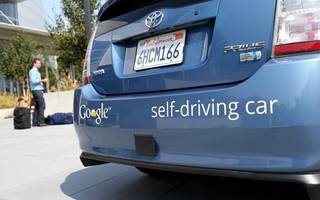 interest in driverless cars has cooled across europe - except in britain