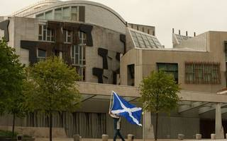 Scottish parliament reschedules independence plan vote for Tuesday