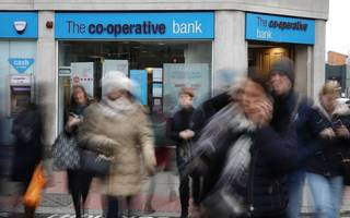 Secure Trust Bank boss rules out interest in Co-op Bank