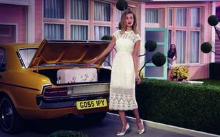 ted baker's share price falls despite sales boost