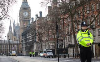 Westminster attack suspect was British born and known to MI5, PM says