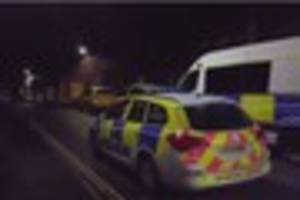Woman arrested for having firearm after armed police incident in...