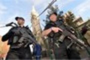 Senior officers consider more armed police patrols on Leicestersh...