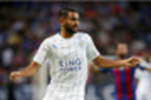 Leicester City transfer rumours: Mahrez in contact with Barcelona...