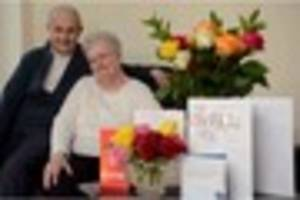 plymouth couple fulfill their wishlist during 60 year marriage