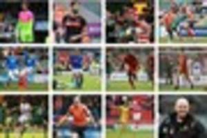 find out who made it into my efl league two team of the year