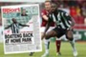 rewind: one year on from hiram boateng's return to plymouth...