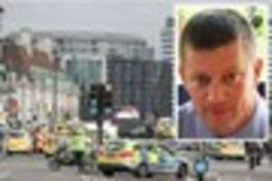 Lichfield MP calls for memorial to PC Keith Palmer, police...