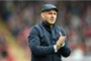 exeter city manager paul tisdale shortlisted for norwich city...