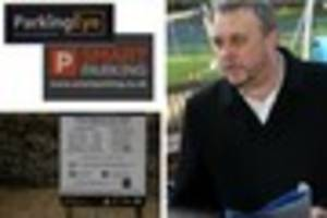 mp steve double slams private parking firms for unfair practice...