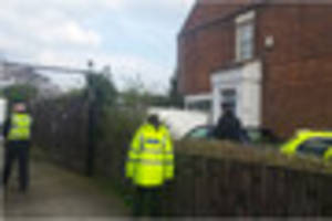 all we know as neighbours express shock after body was found in a...