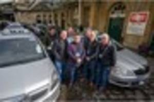 Bath taxi drivers fear for livelihoods as Uber drivers flood the...