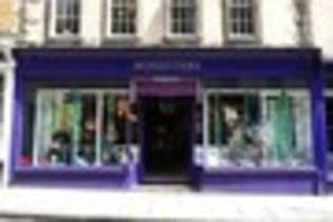 Rossiters of Bath named one of best gift retailers in UK