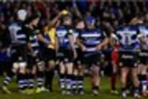 Bath Rugby are the best disciplined team in the Premiership as...