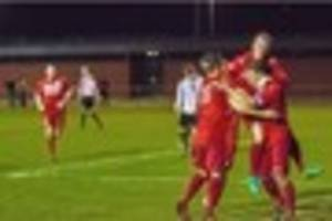 grimsby borough strengthen play-off bid with win over ncel...