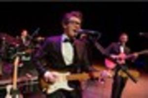 buddy holly tribute band to perform in scunthorpe tonight