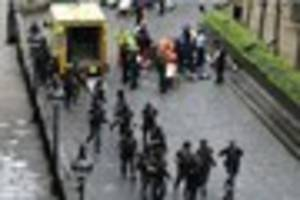 Security tightened in Croydon by police after London terror...
