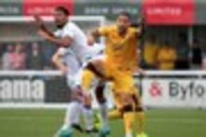 crystal palace defender eyes end of season showdown with exeter...