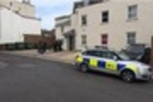 Live updates as police called to an incident in Harbour Way,...