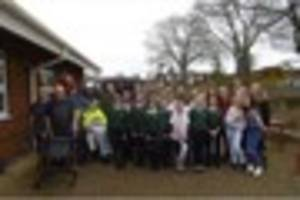 three dorset schools share their music at verwood day centre