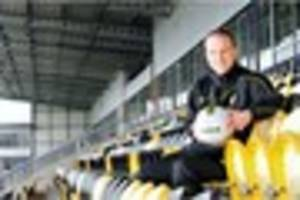 Burton Albion Community Trust boss Andy Taylor to leave at the...