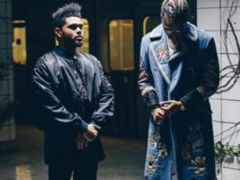 "Future & The Weeknd Get Cameras Rollin', ""Comin' Out"" Soon"