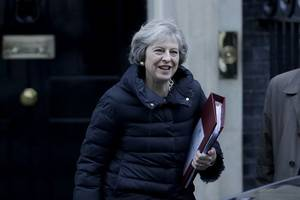 Prime Minister Theresa May condemns 'sick and depraved terrorist attack' in London