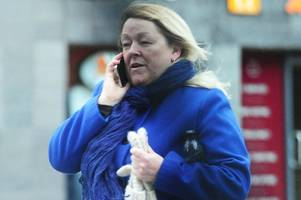 embezzler boss who stole £35,000 from employees hid cash in oap dad's bank account
