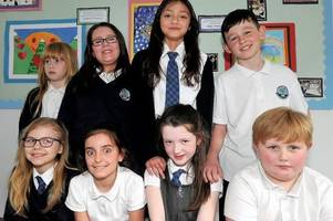 Orchard Primary pupils show off their creative side at art showcase