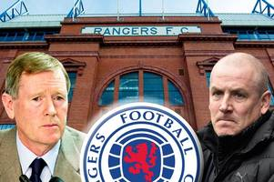 Rangers chief Dave King slams 'thin-skinned' Mark Warburton and says he's considering legal action against ex-boss