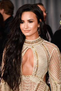 demi lovato responds in a 'confident' way about her leaked nude photos, 'stone cold' singer engaged?