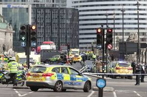 London terror attack: Seven people arrested in London, Birmingham 'and elsewhere'