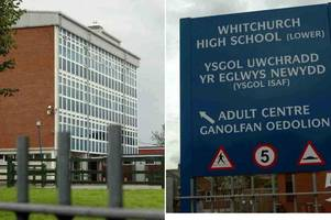 Parents warned after man tried to entice girl into his car outside a Cardiff high school