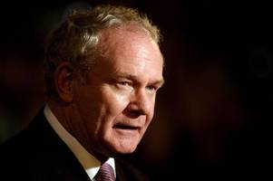 a personal reflection on the death of martin mcguinness