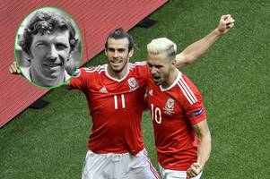 leeds united and ireland legend john giles claims 'gareth bale is not a great player yet' — and as for aaron ramsey...