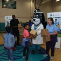 unitedhealthcare donates hasbro's nerf energy game kits to boys & girls clubs of central florida to encourage physical activity