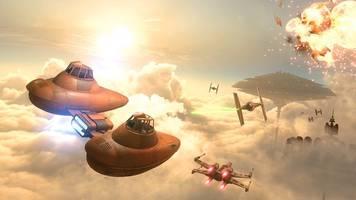 You can try the Star Wars Battlefront sequel at EA Play in June
