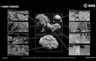 the many faces of rosetta's comet 67p
