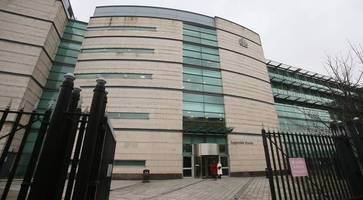 newry man cooney avoids jail over glass attack at exclusive belfast restaurant