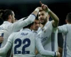 'I am at the service of Madrid, not Ronaldo or Bale' - Benzema hoping for Bernabeu stay